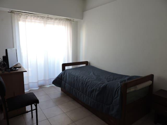 Habitación en pleno centro - La Plata - Apartament