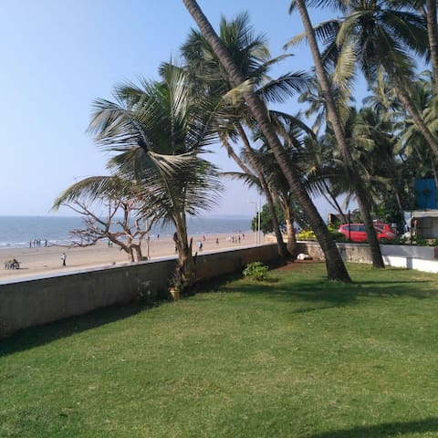 Sanctuary next to Juhu Beach - Mumbai - Appartement