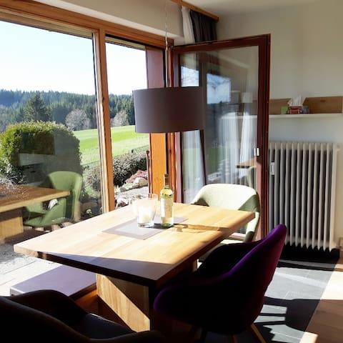 Ferienwohnung Scharzwaldblick - Schluchsee - Apartamento