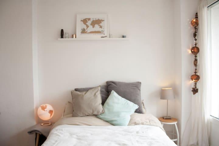 Gemütliches Apartment mit Balkon - Аахен - Квартира