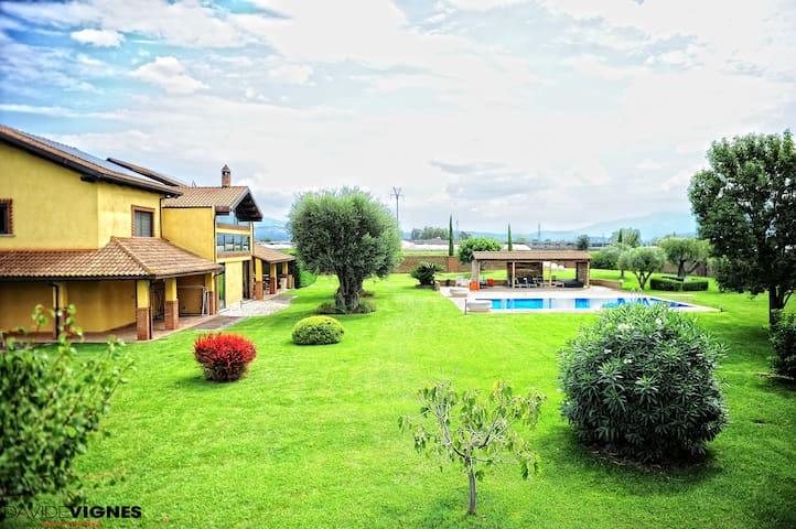 Villa Luigi - Eboli - Villa