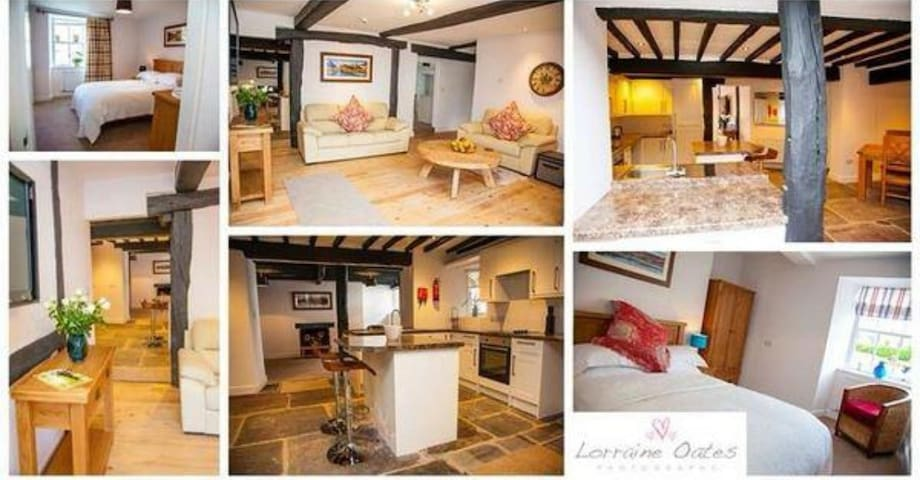 Clarence House Mews 3 bed - Dalton-in-Furness - Leilighet