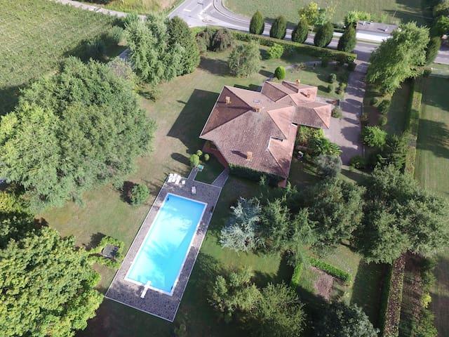 Stupenda Villa con Piscina - Percoto