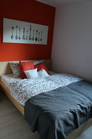 cosy flat for 4 surrounded by mountains - Bayerisch Gmain