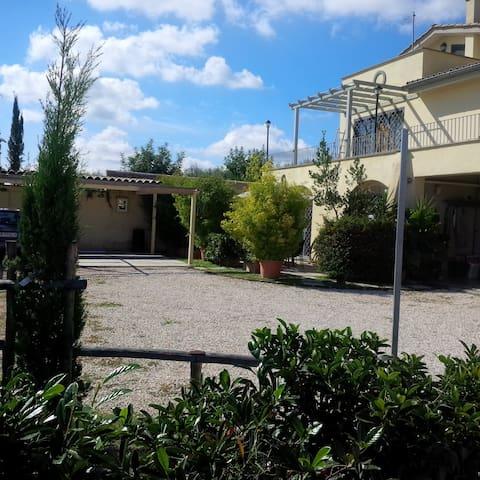 Monolocale in ranch a Roma nord - Fiano Romano - Apartmen