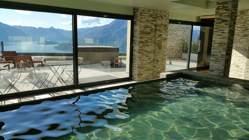 Residence & Spa Summer in Winter - Perledo - Pis