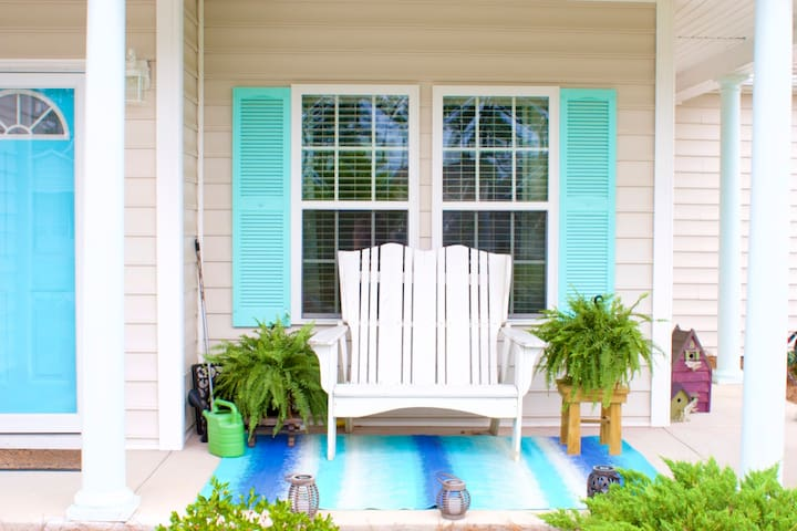 10 Minutes From Wilmington and close to beaches! - Winnabow - Casa