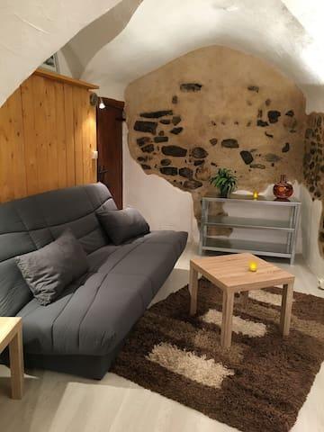 studio  de village charmant et atypique - Aouste-sur-Sye - Departamento