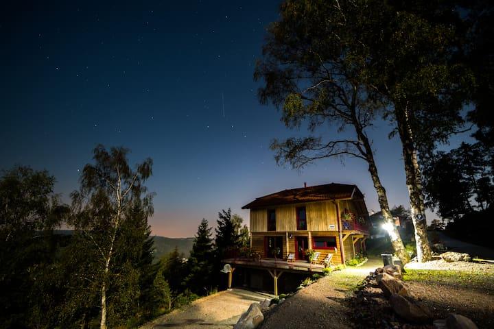 Chalet Luxe Montagne  10 à 13 pers-VOSGES - LE THOLY - Chalet