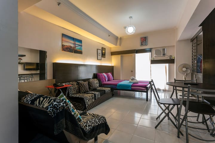 Bnew Condo w/ Taal view and WIFI - Tagaytay - Apartemen