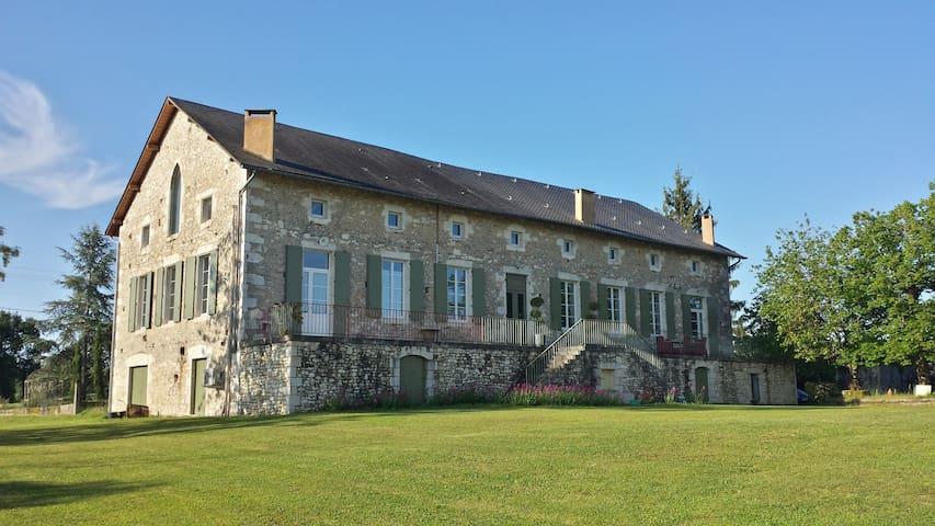 Chambre privée chez l'habitant - Villeréal - Huis