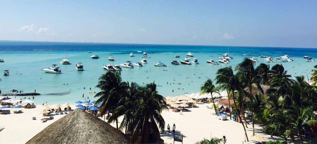 Cancún a mitad de precio! - Cancún - Departamento