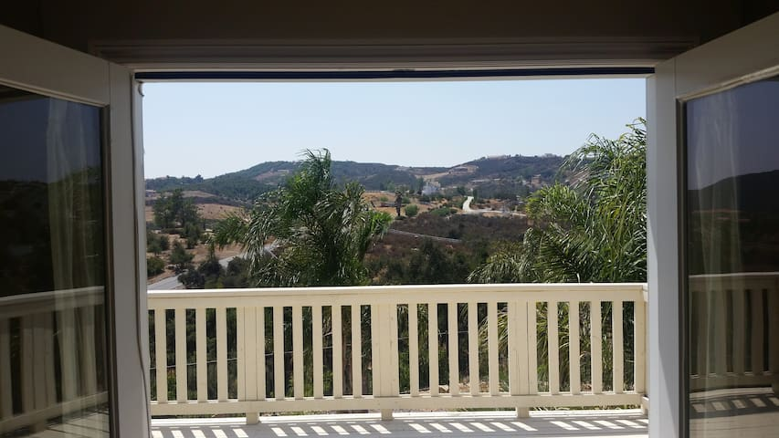 Clear your mind in the country /minutes 2 the city - Murrieta - Appartement