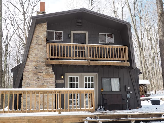 Cozy Cabin in the Woods at Deep Creek Lake - McHenry - Kulübe