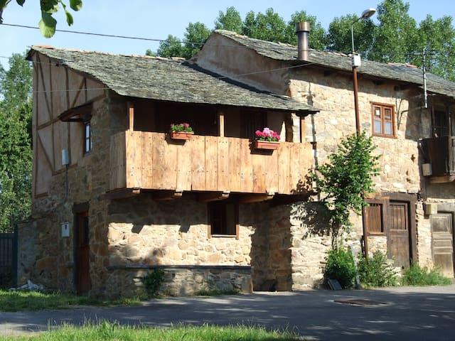 Casa rural en el Bierzo - San Esteban del Toral - Talo