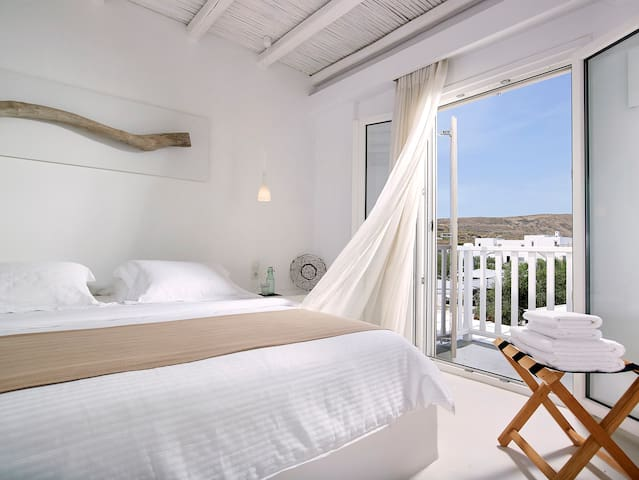 Minimal Style Apartment - Milos - Lägenhet