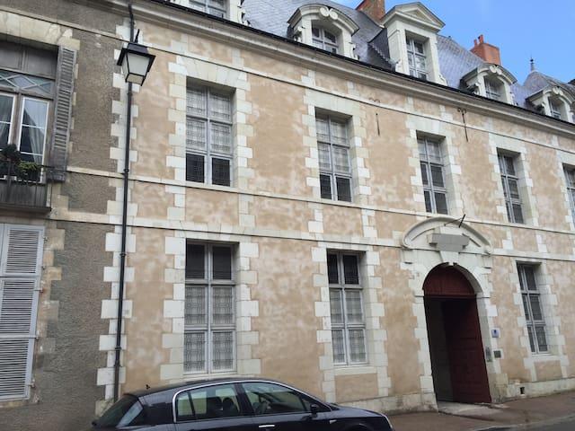 Gîte du Baron situé à Richelieu - Richelieu - Daire