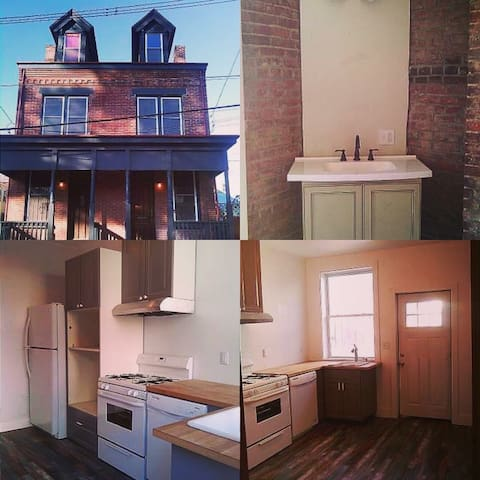 Room available by stadiums - Pittsburgh - Apartmen