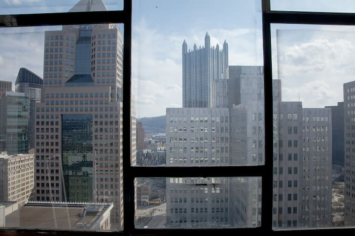 Best City Views Downtown Pittsburgh - Pittsburgh - Apartamento