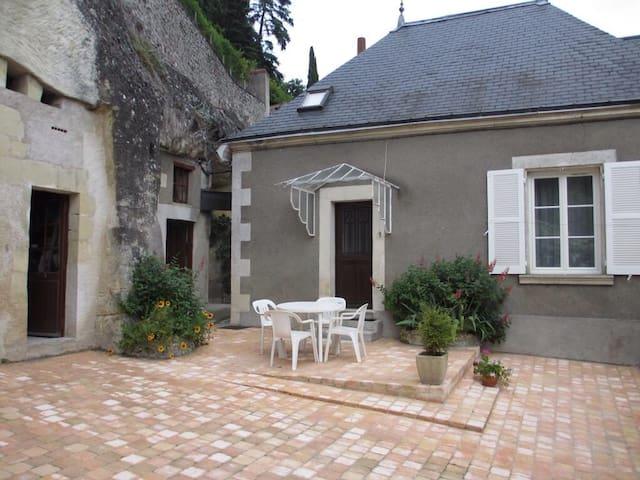 Pavillon des Roses - Nazelles near AMBOISE - Nazelles-Négron - Casa
