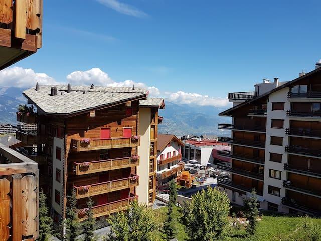 Appartement au cœur des 4 vallées - Nendaz - Huoneisto