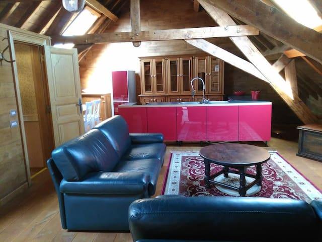 dak appartement - Kortrijk
