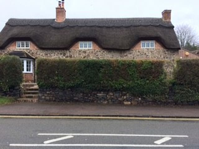 Thatched Roofs. - Newtown Linford - Casa