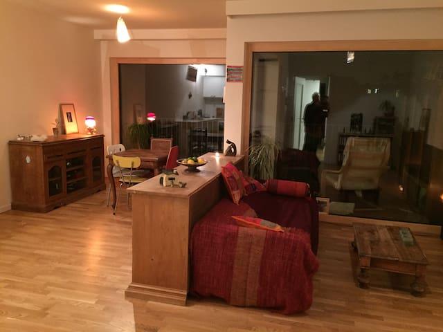 Beau, neuf et lumineux - Molenbeek-Saint-Jean - 公寓
