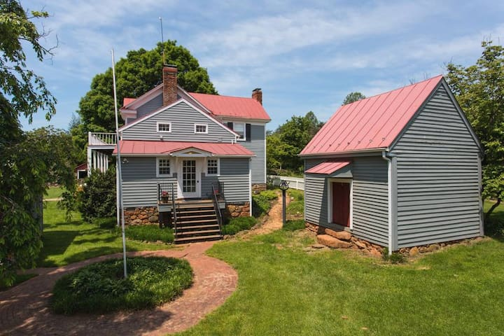 The Loft At Monroe House - Stanardsville - Loft