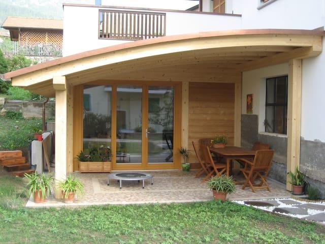 Vacanza vicino al lago di Tovel - Tuenno - Квартира
