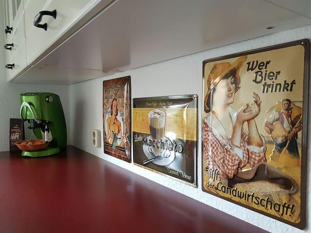 Gemütliche Wohnung in ruhiger Lage - Erfurt - 公寓