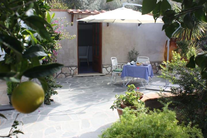 Casetta Minghitto Double room or twin - Anacapri - Aamiaismajoitus