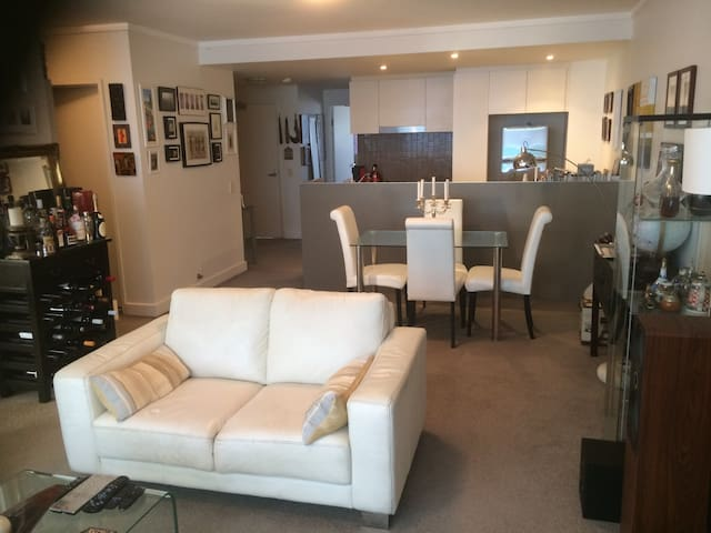 Ultra modern well appointed apartment - Wolli Creek - Huoneisto