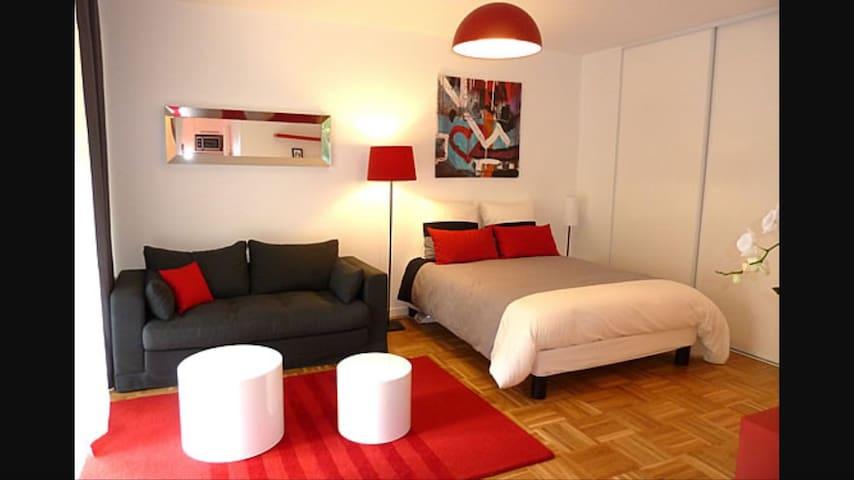 Très jolie Studio meublées - Damazan - Daire