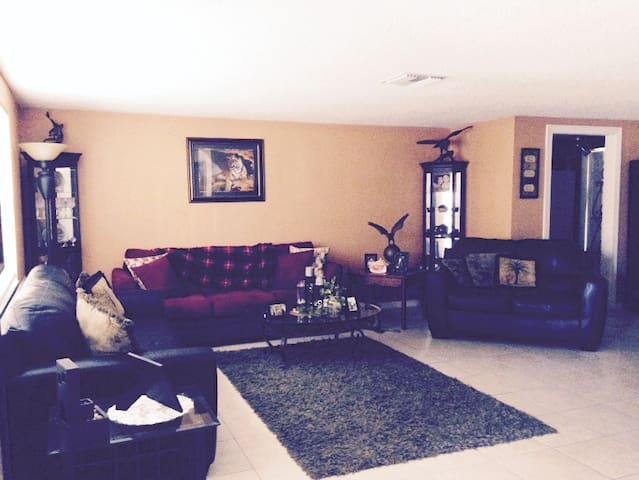 Clean house - Port Richey - Maison