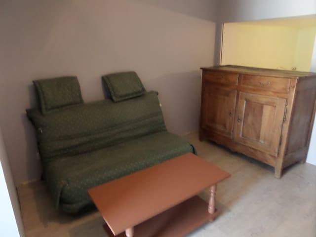Studio - Lohéac - Квартира