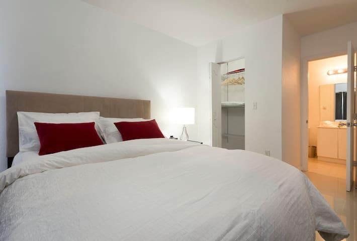 Comfortable Private Room - Doral - Hus