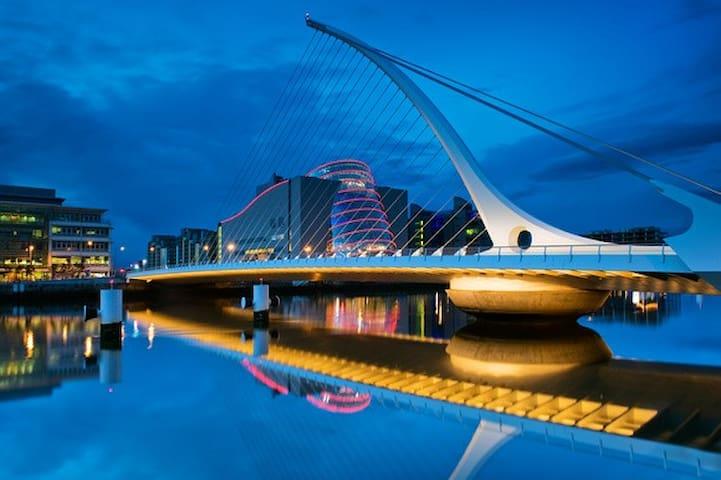 Trinity College City Centre Dublin Ireland. - Dublin - Leilighet