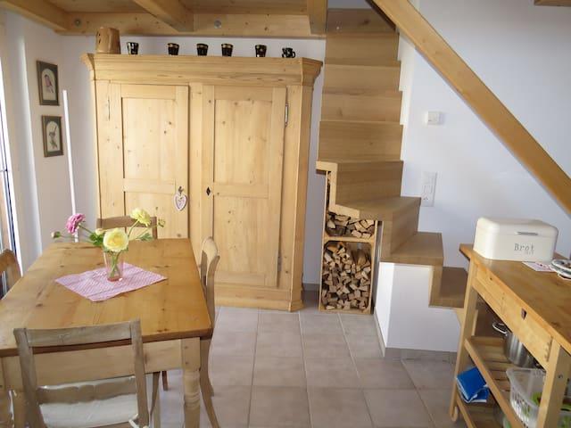 2.5 room apartment in Graubünden - Tschiertschen - Tschiertschen - Lägenhet