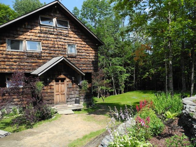 The Warren Falls Inn: Room Three - Warren - Rumah