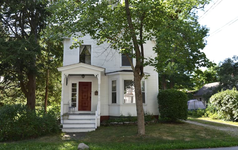 A True New Englander Home - Exeter - Huis