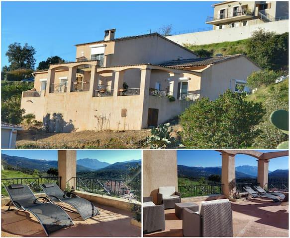 A Casa di Lucienne  (House 120m²) - Tavaco - Huis