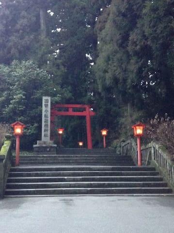 Motohakone villa room stay. type B (cozy) - Hakone-machi