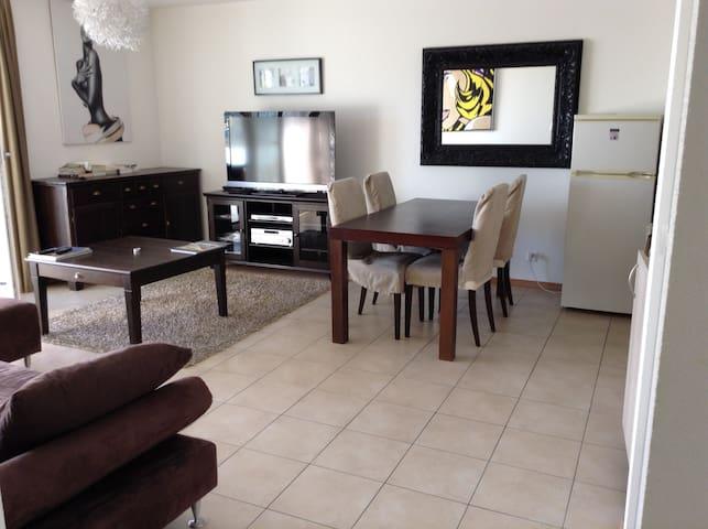 Belle appartement de 2 pièces avec balcon - Morges - アパート