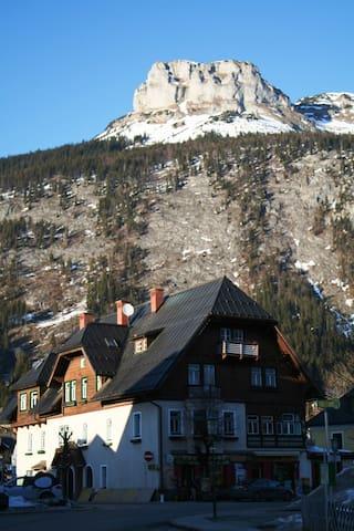 Ferienwohnung in Altaussee - Altaussee - Lejlighed