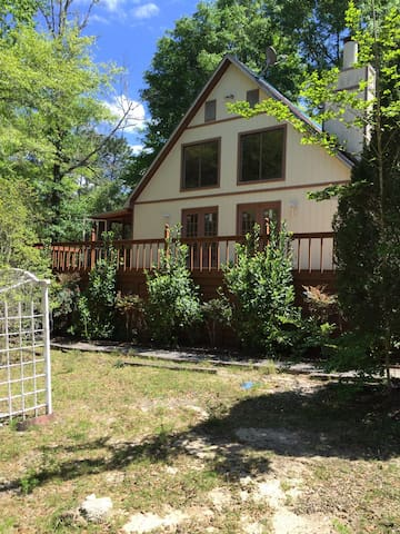 Nature Home at Compass Lake in the Hills - Alford - Ev