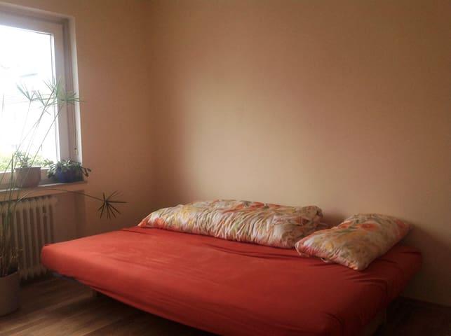 Ruhiges Zimmer neben Tai-chi Übungsraum - Wettenberg - Casa