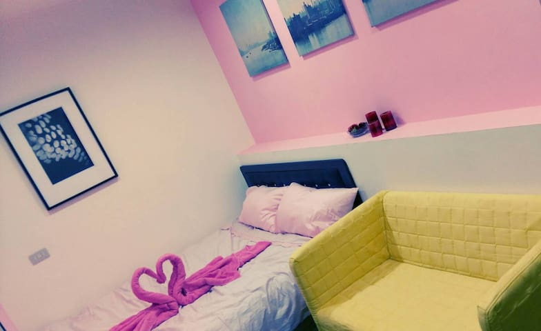 Walk to the MRT  station only six minutes - Sanchong District - Appartement