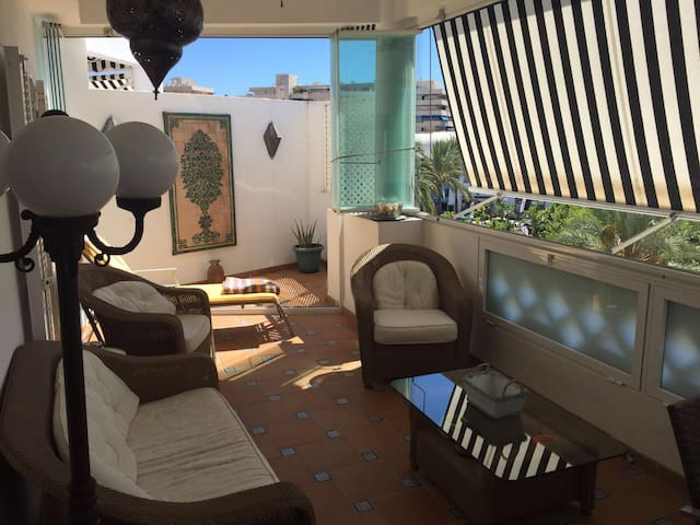 Apartment by the sea - Marbella - Appartement