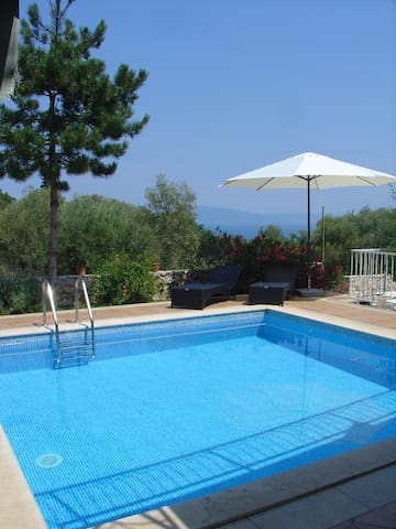 Villa Toni in Natura, App. 3 GARTEN - Drenje - Appartement